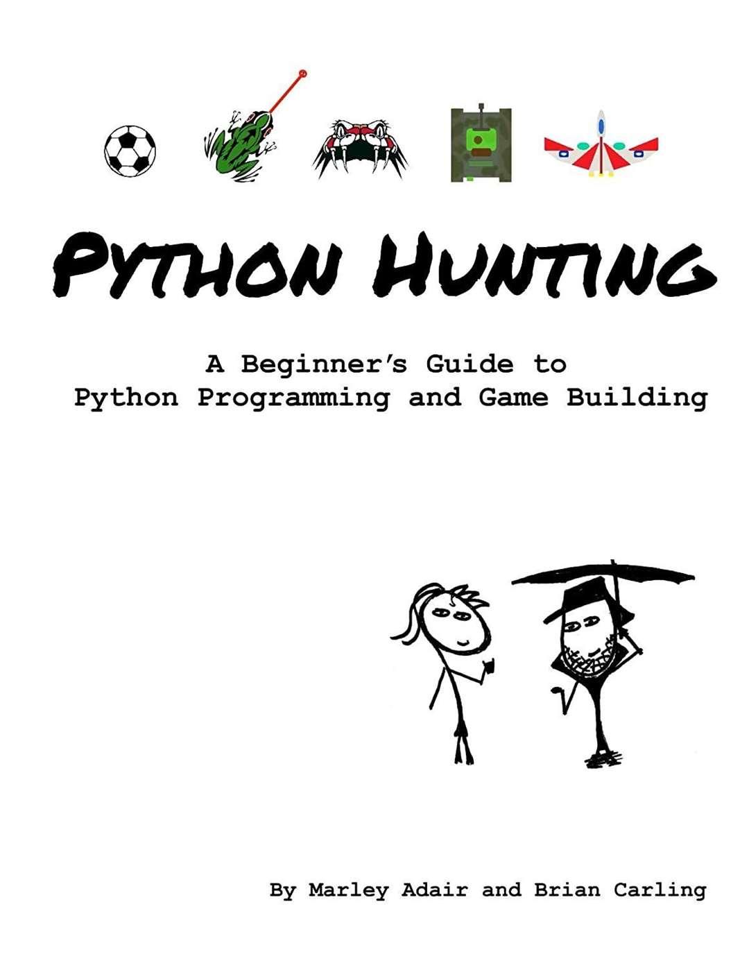 Chasse au python par Brian Carling et Mary Adair (43297291)