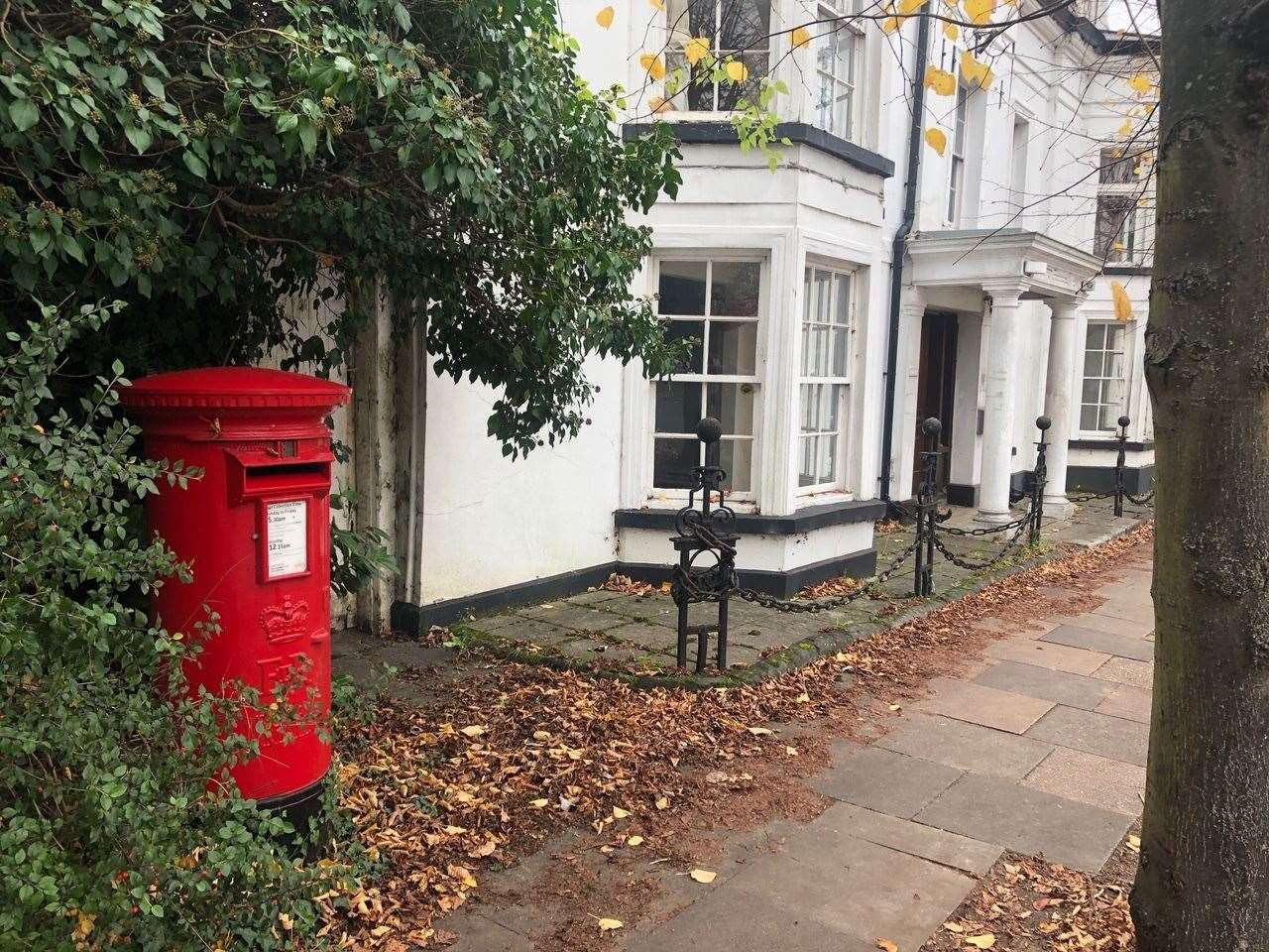 """Royal Mail says: """"The postbox has very low volumes of letters so it would appear not to be needed."""""""