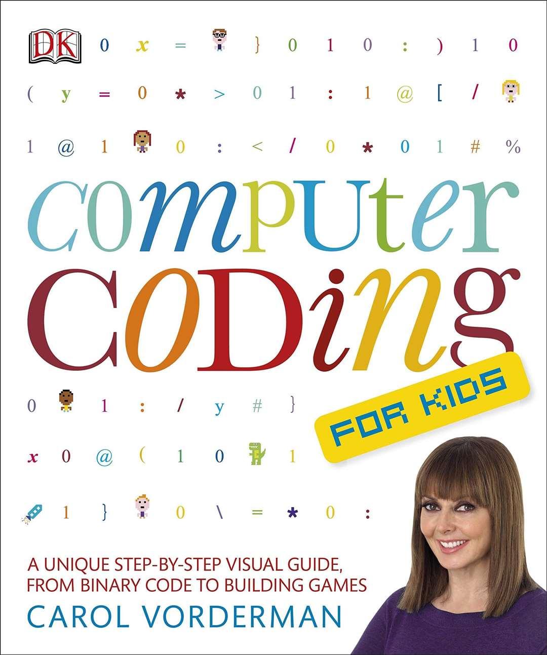 Codage informatique pour enfants par Carol Vorderman (43297295)