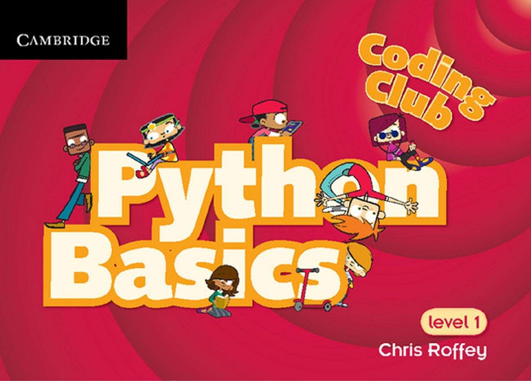 Coding Club - Python Basics par Chris Roffey (43297297)