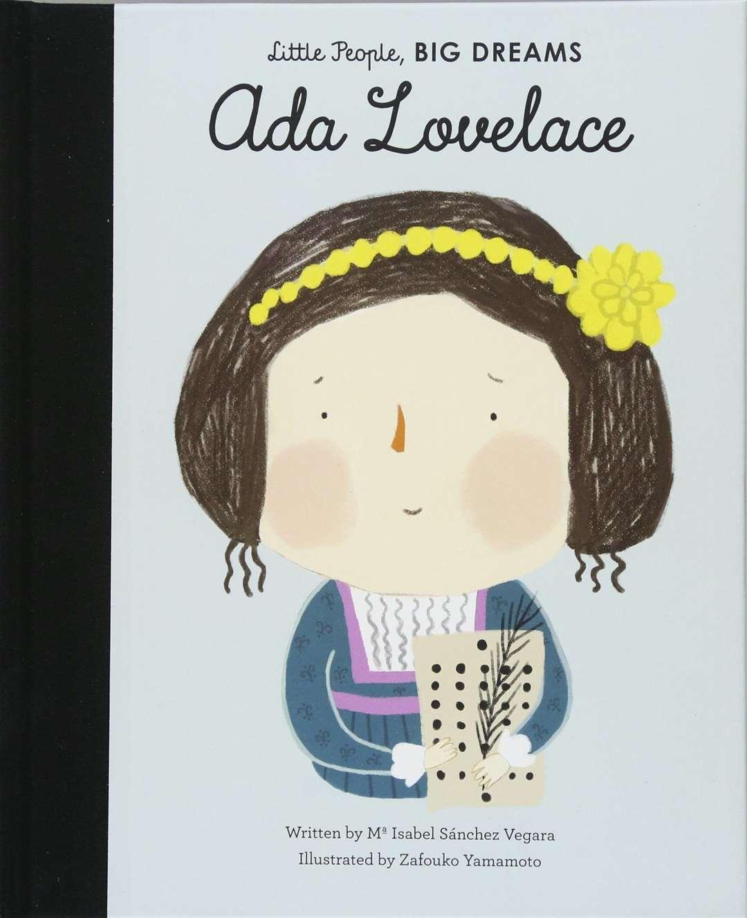 Ada Lovelace - Little People, BIG DREAMS par Isabel Sanchez Vegara et Zafouko Yamamoto (43297301)