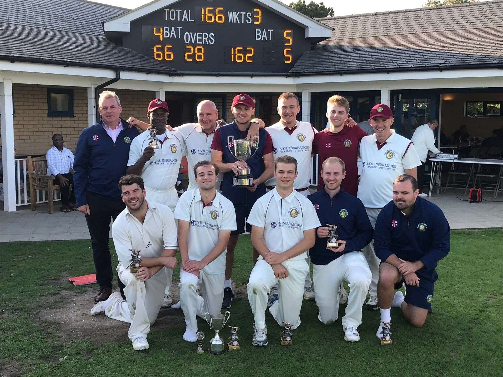 Takeley won the CCA Junior Cup (15434544)