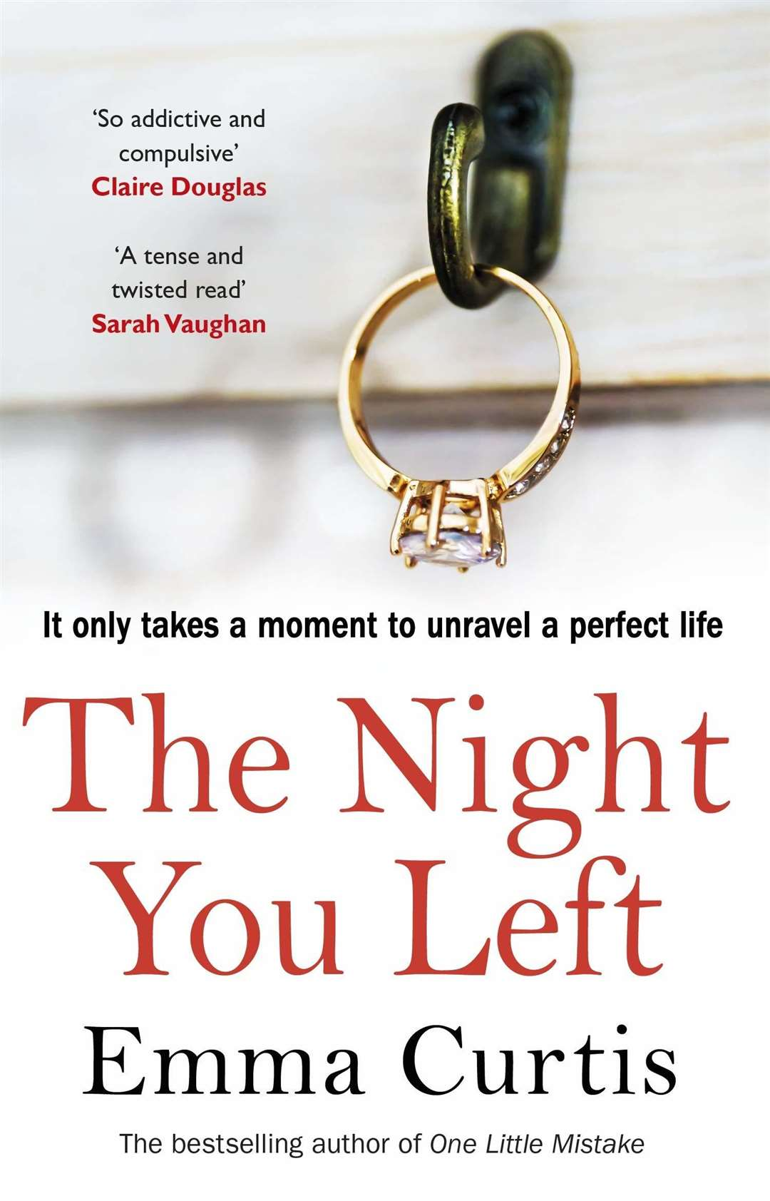 Emma Curtis' debut The Night You Left (27754672)