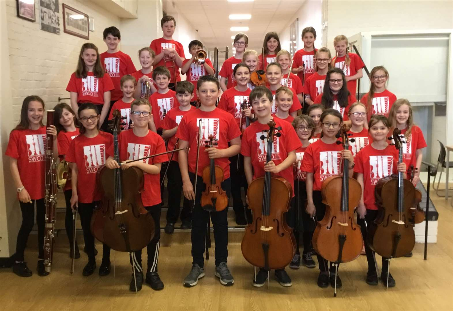 Children's orchestra get ready for summer sessions