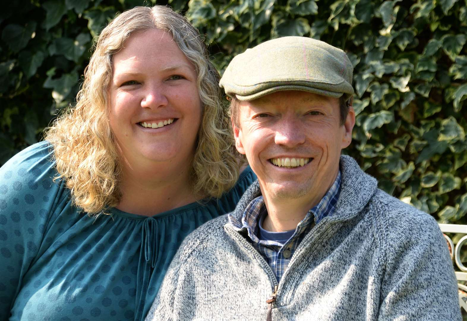 The Stansted couple who mean bees-ness when it comes to saving the honeybee