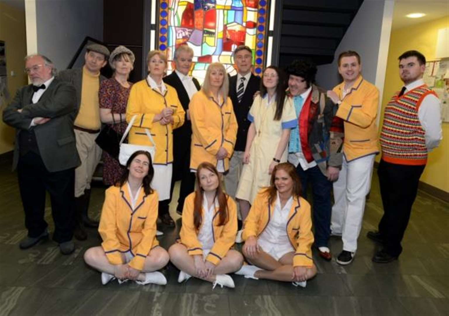 Campers, capers and Yellowcoats as Hi-de-Hi! comes to Rhodes