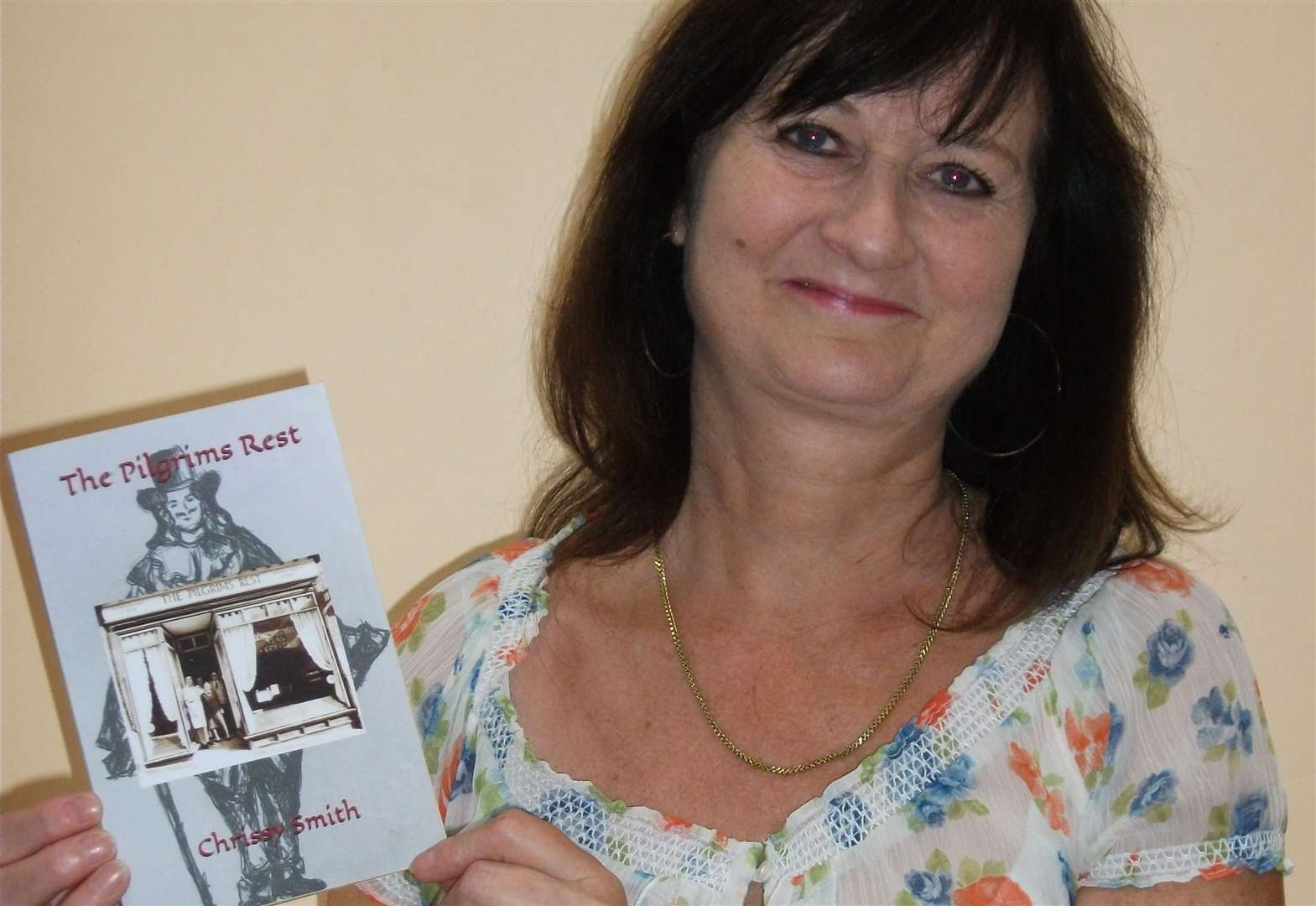 Ghostly goings-on at Bishop's Stortford woman's childhood home inspire first novel