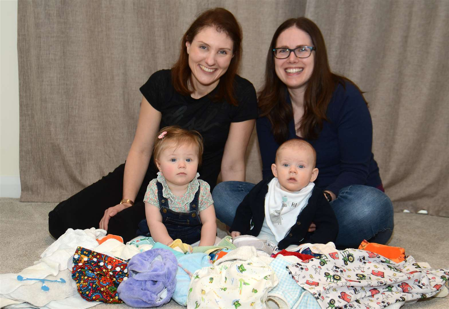 Mums set up nappy library for Stortford parents to combat landfill problem