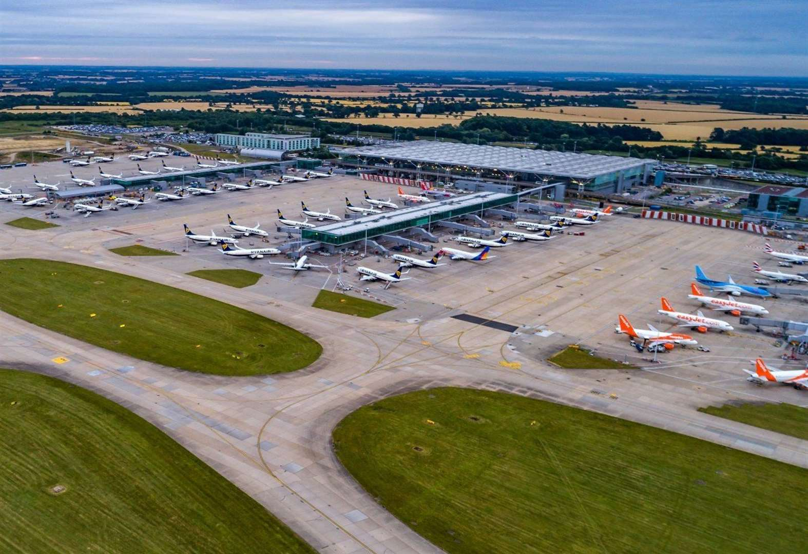 Stansted Airport hits back at climate critics as council declares environmental emergency