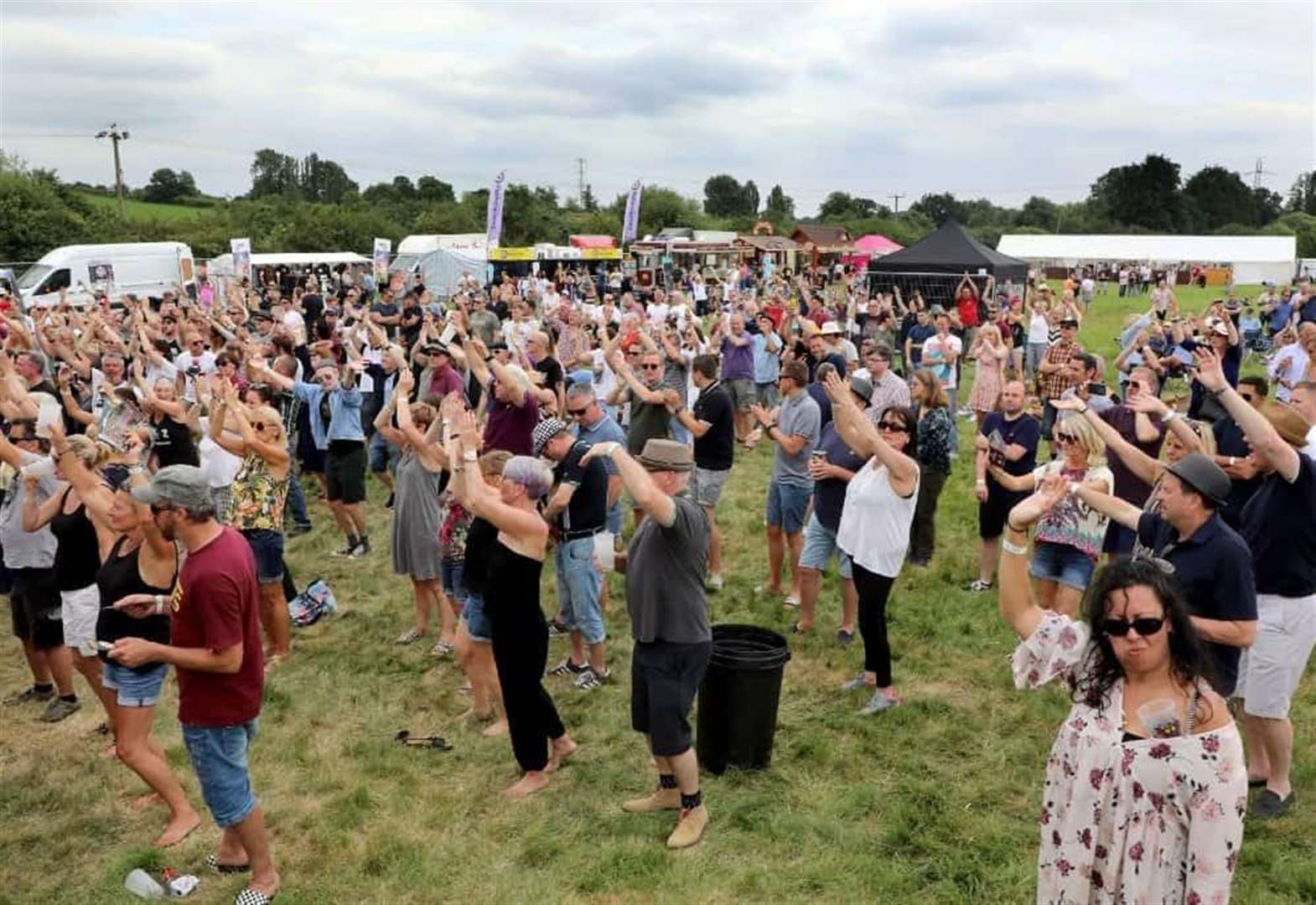 Stone Valley Festival will bring mod, ska, 60s, indie, northern soul, punk and soul to East Herts