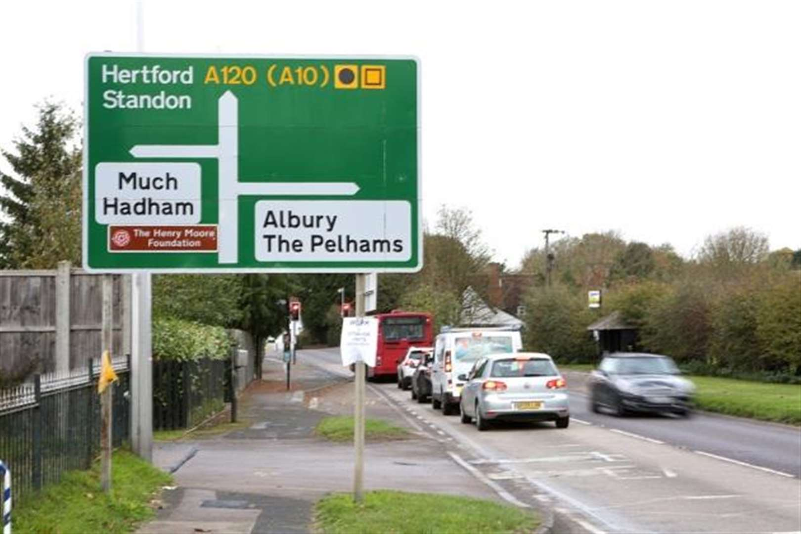 Public inquiry puts the brakes on A120 Little Hadham bypass plans