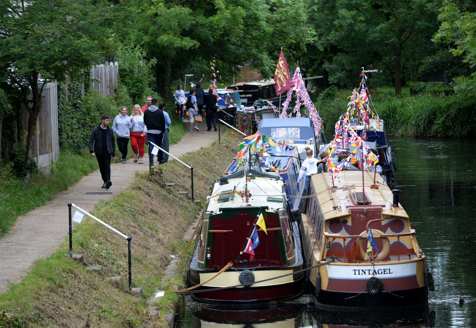 Bishop's Stortford to mark 250th anniversary of the Stort Navigation