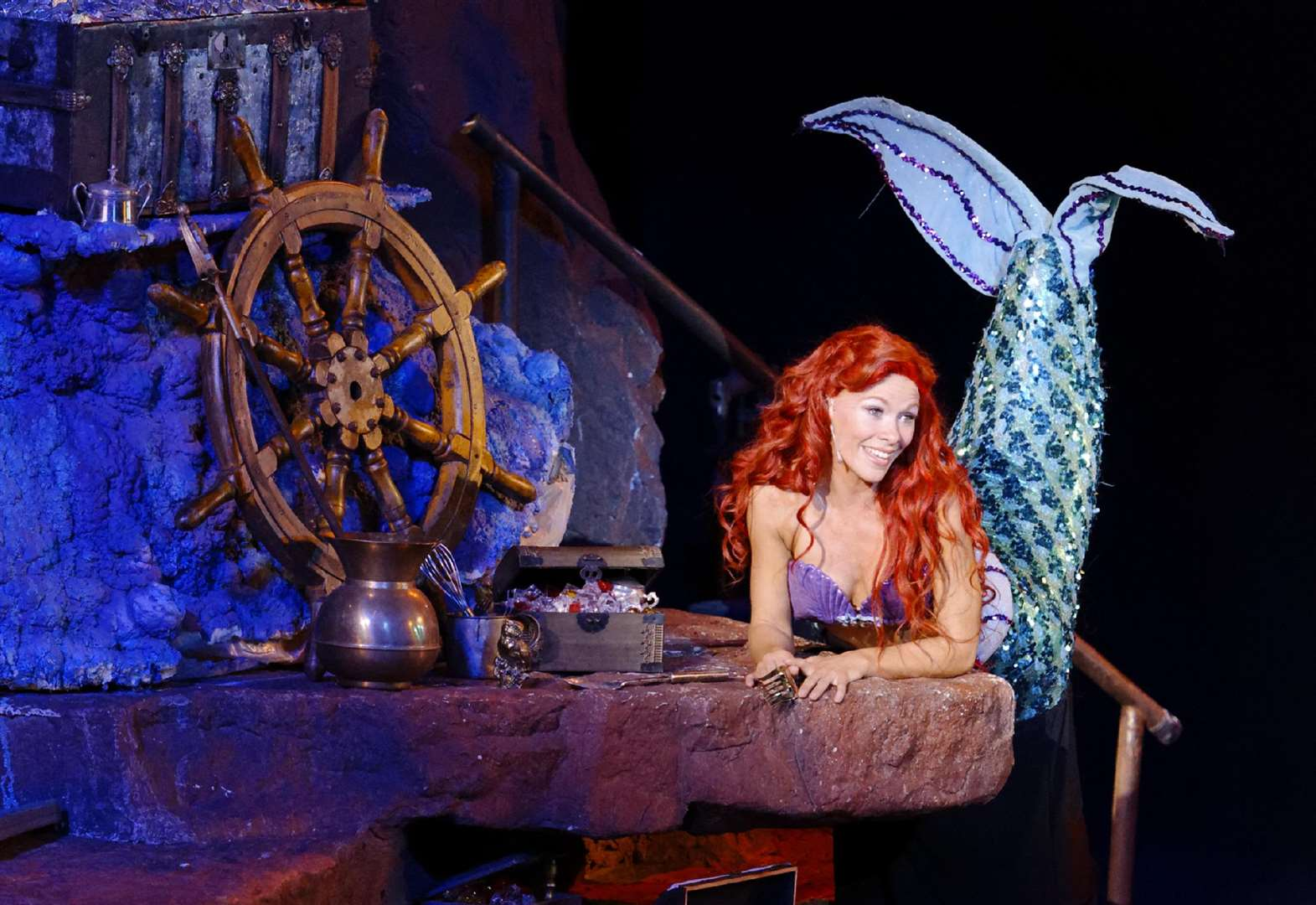 New musical theatre company for kids looking to net cast for Little Mermaid