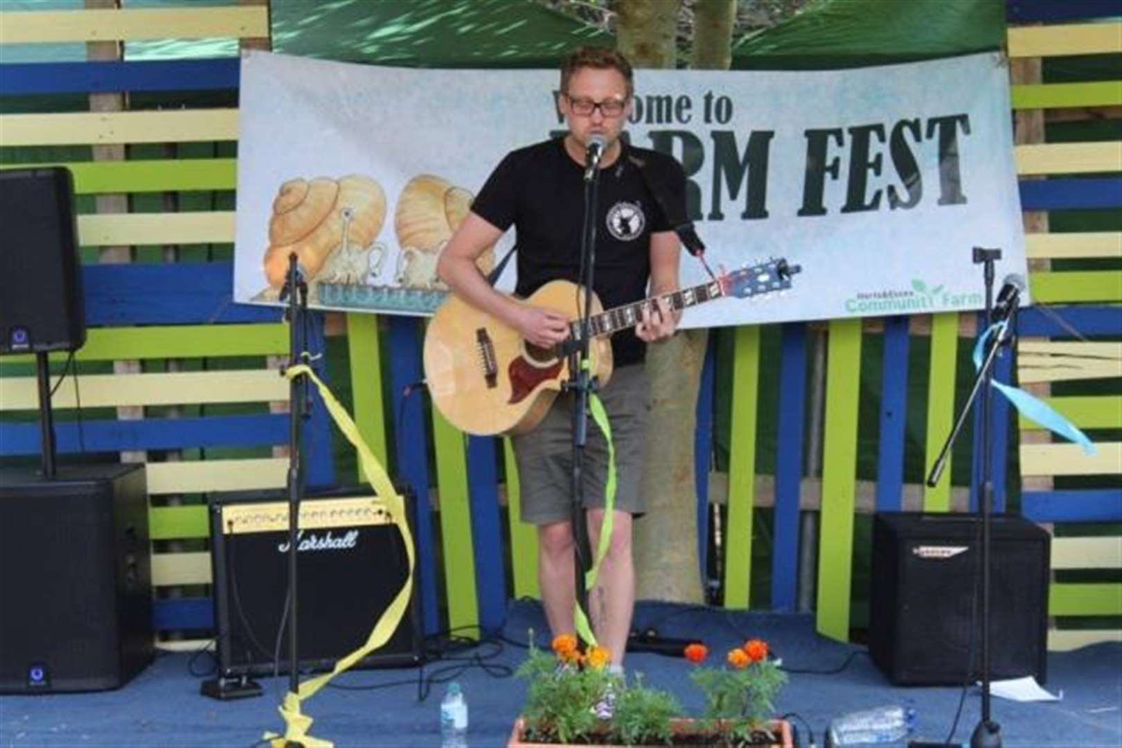 Enjoy the good life at Herts and Essex Community Farm's music festival