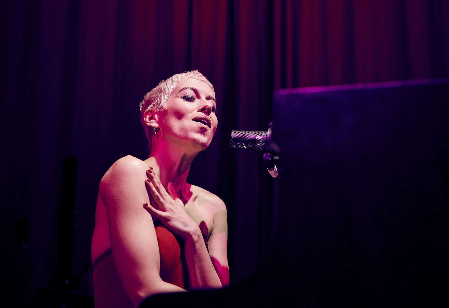 Eurovision star SuRie and comedian Steve Bugeja head feast of music and comedy at Retune