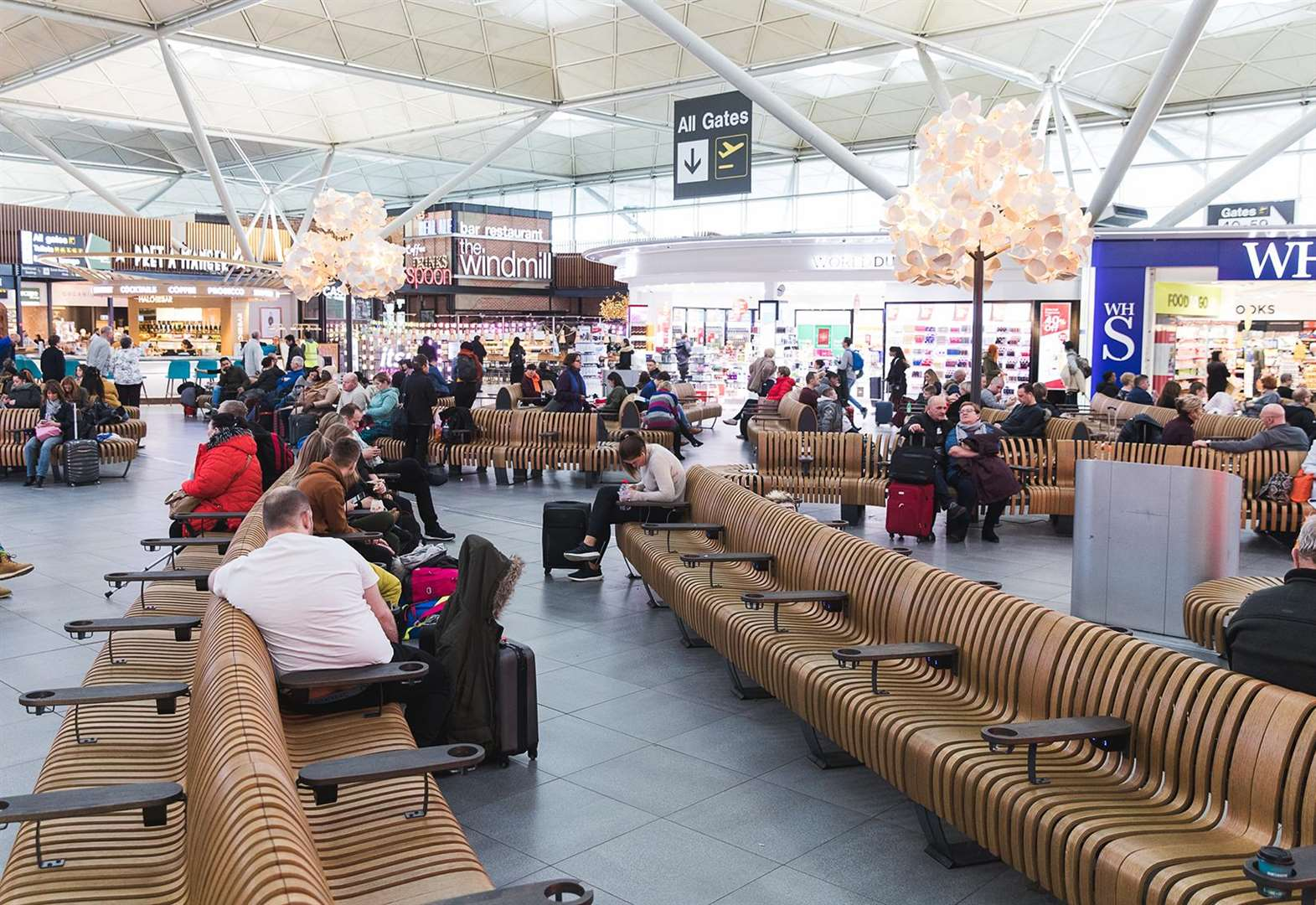 Stansted Airport adds 550 seats to accommodate growing passenger numbers