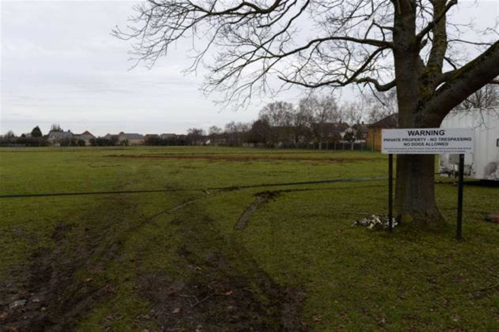 Work begins at site of Bishop's Stortford school's new sports centre