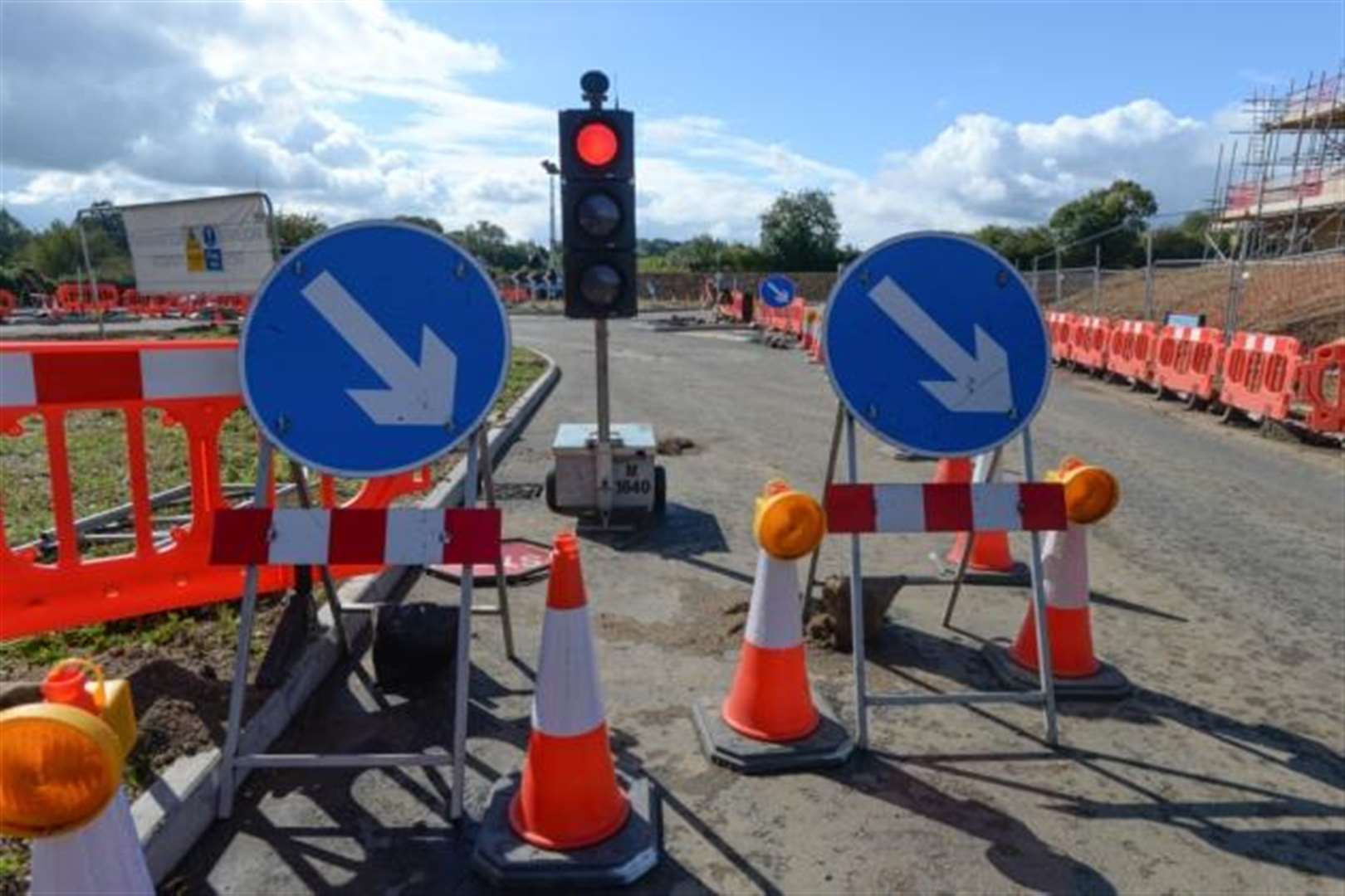 New roadworks add to woe for Bishop's Stortford drivers