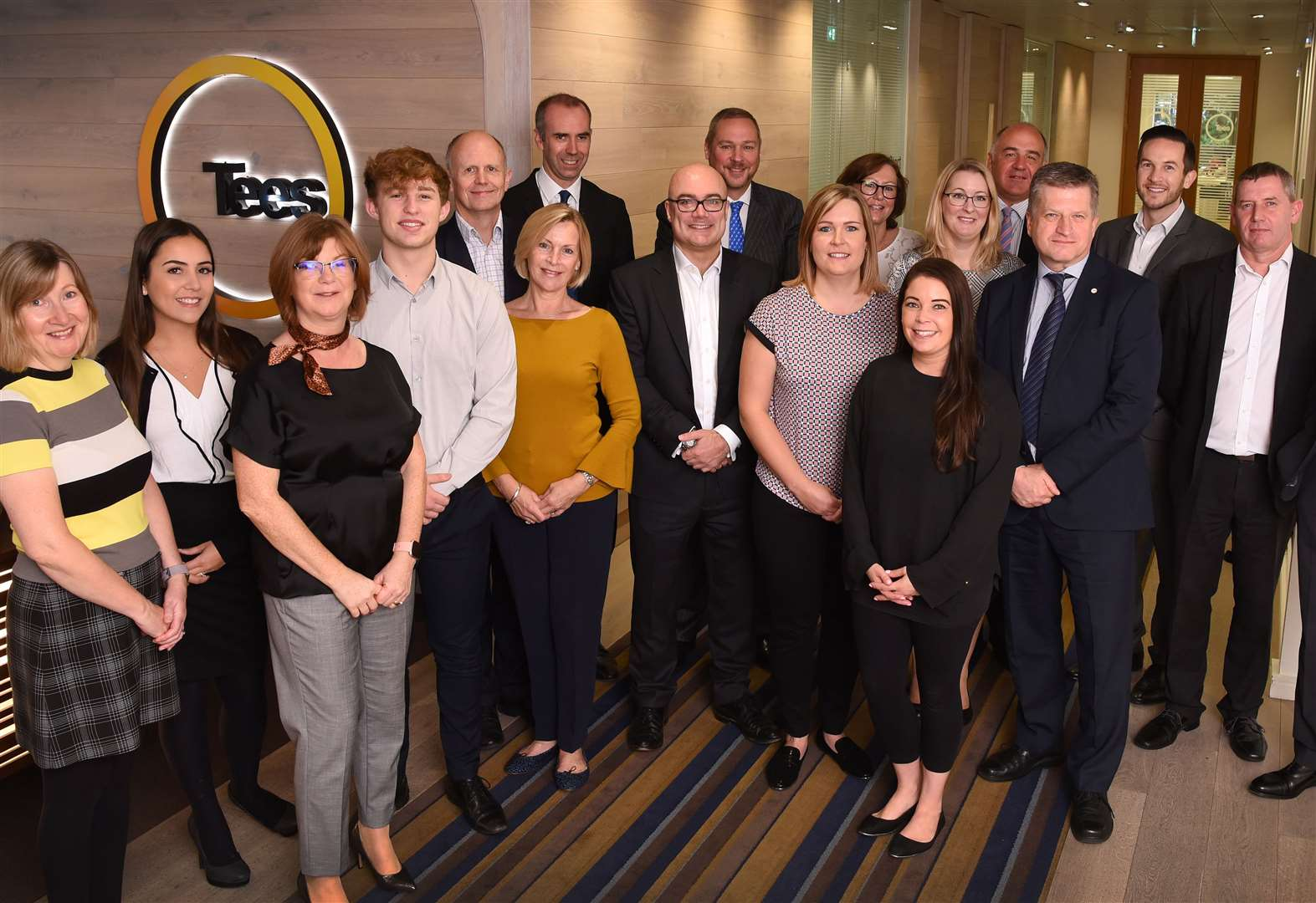 Corporate chartered status achieved by Tees Financial