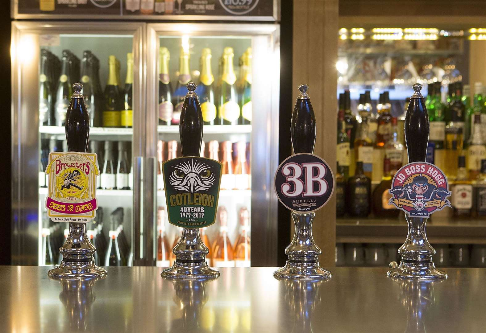 12-day beer festival at Port Jackson to mark Wetherspoon's 40th anniversary