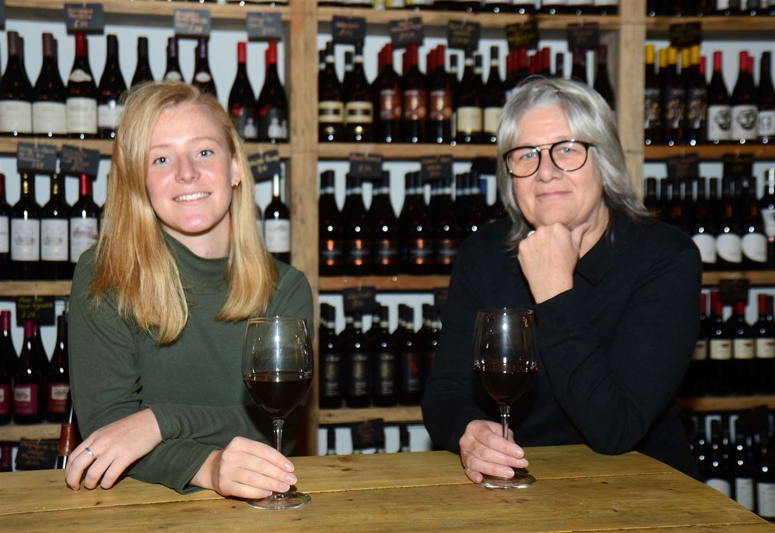 Christmas spirit: Stortford wine bar's tastings to support night shelter