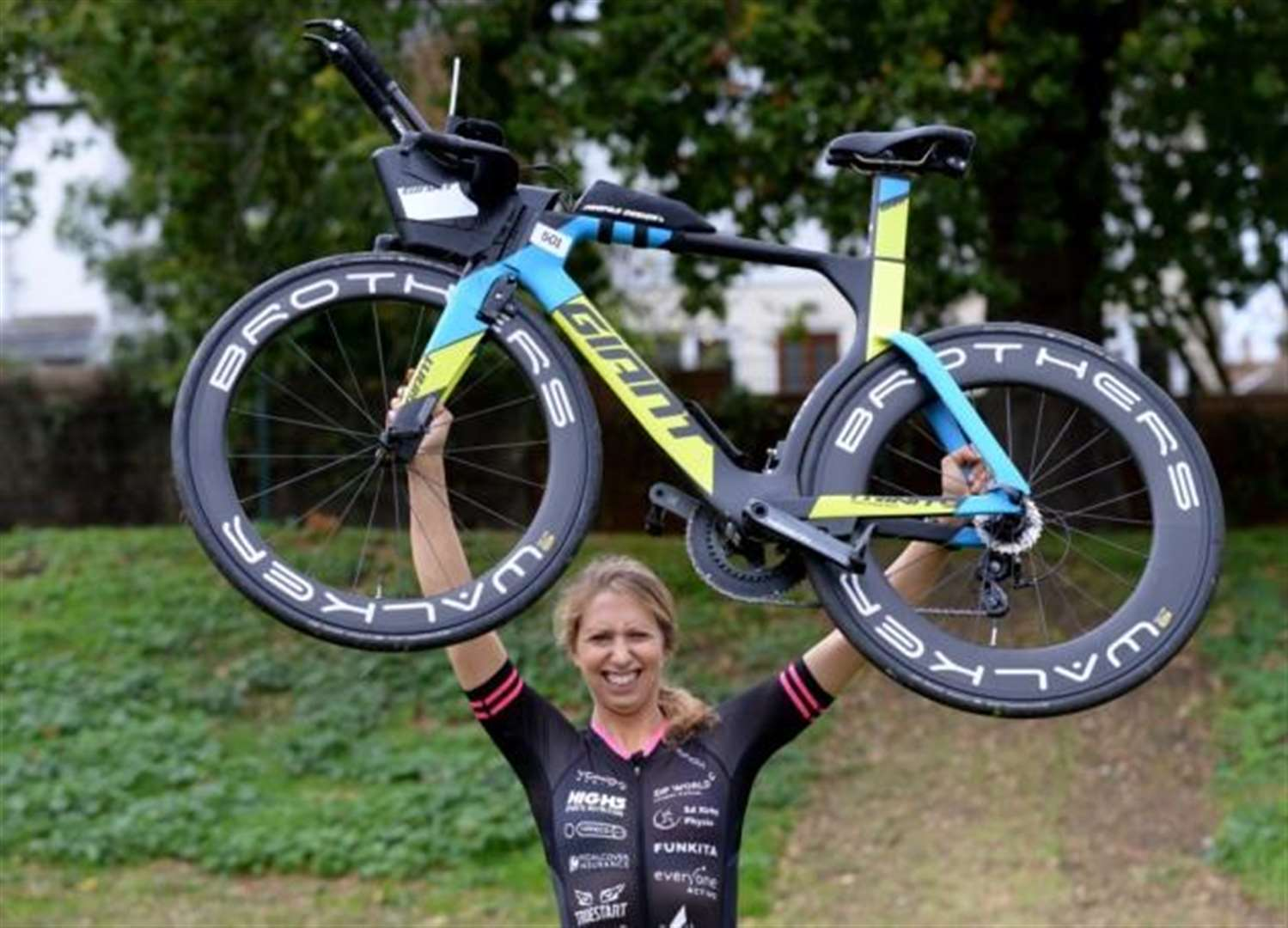 World champion title not enough for Stortford triathlete Emma Deary