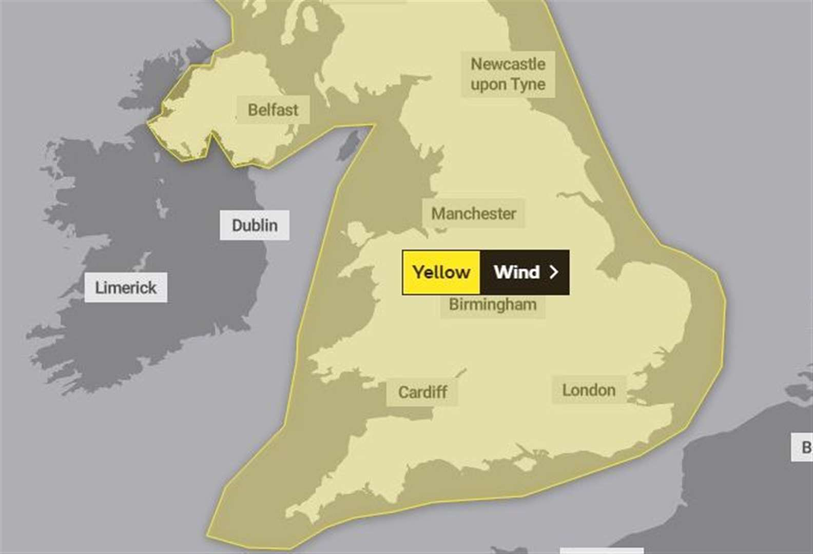 Storm Ciara: Extra engineers on standby for power cuts in Herts and Essex