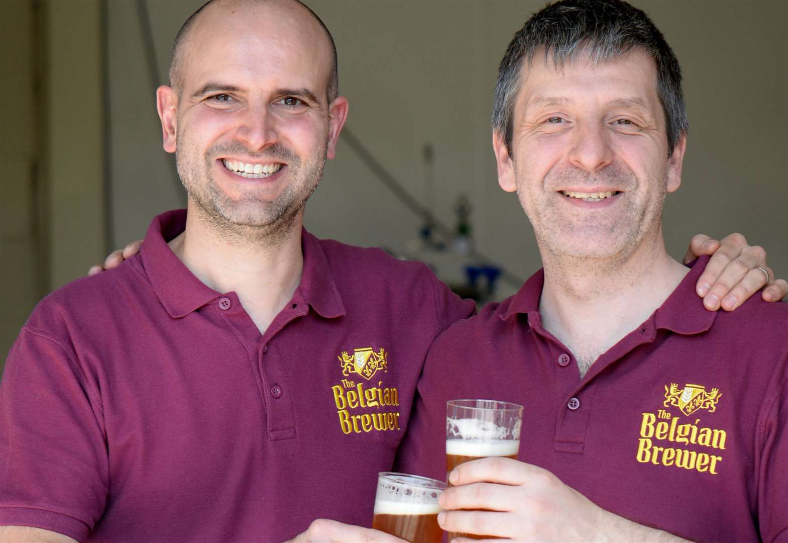 Belgian beer fans with the bottle to set up their own brewery in Stortford