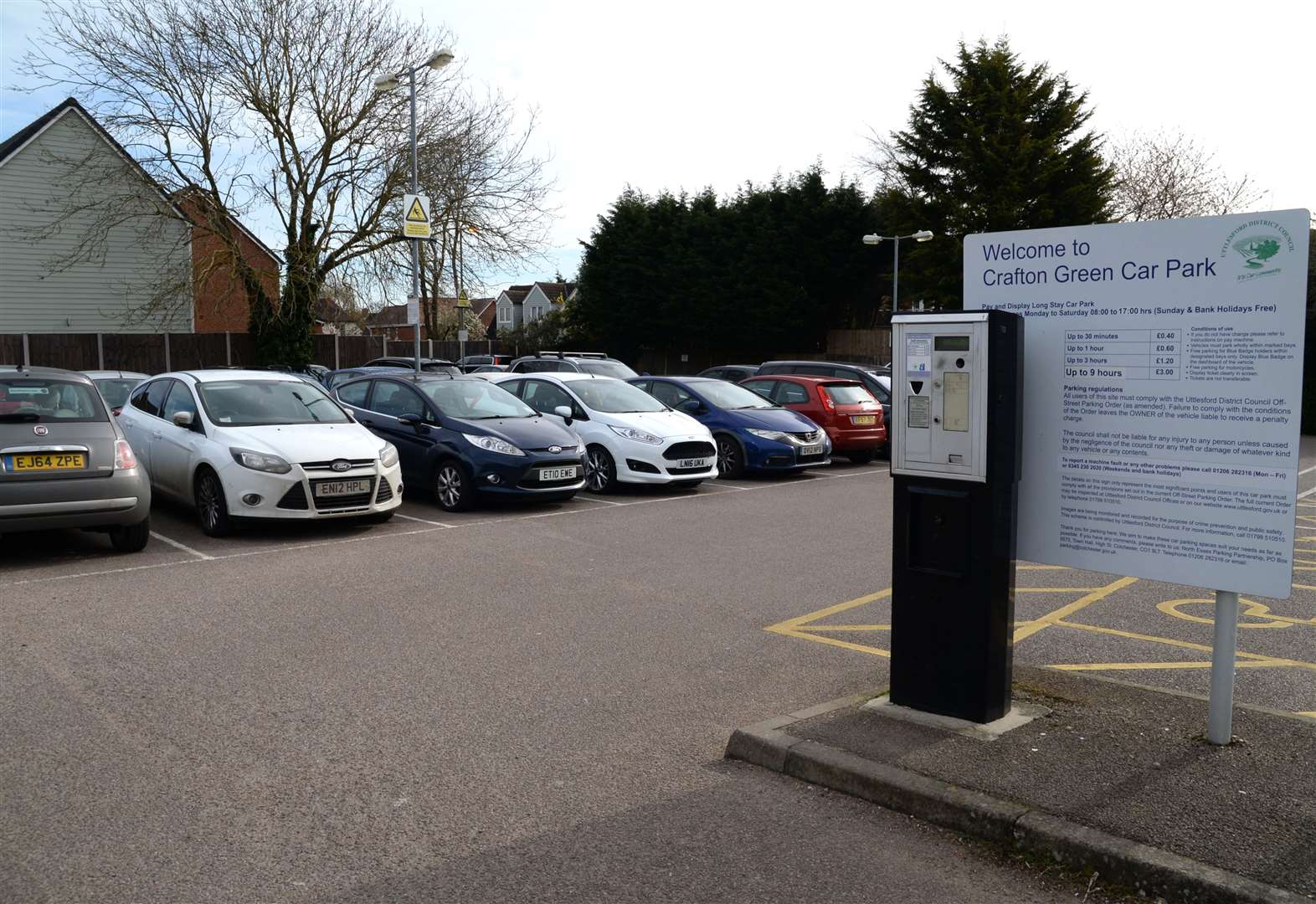 'Drop parking charge for voters in Stansted on General Election day'