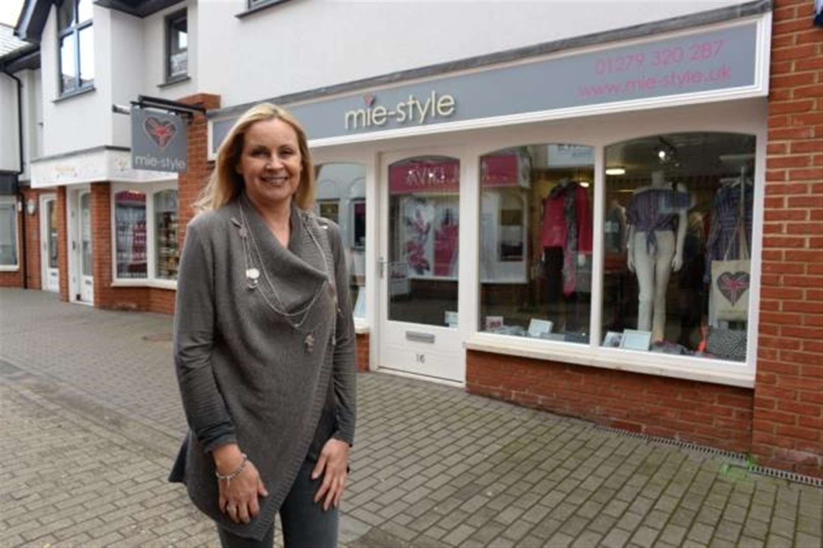 Hockerill boutique moves to town centre