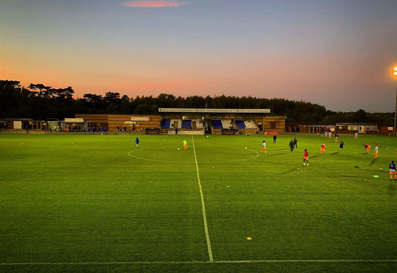 Police to probe Stortford football fan's alleged racist abuse of player