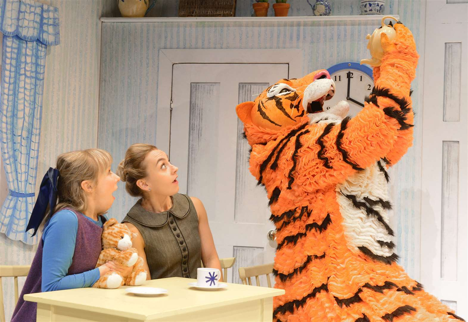 The Tiger Who Came to Tea is coming to Bishop's Stortford