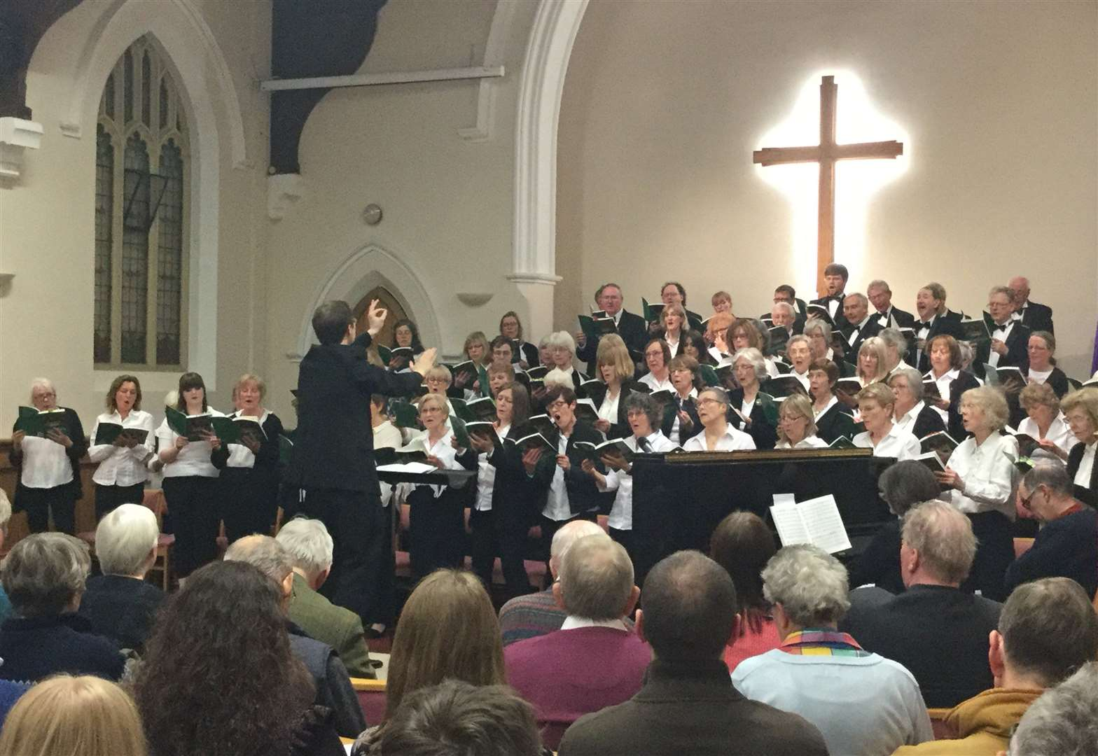 An evening of Mozart and Haydn with Bishop's Stortford Choral Society