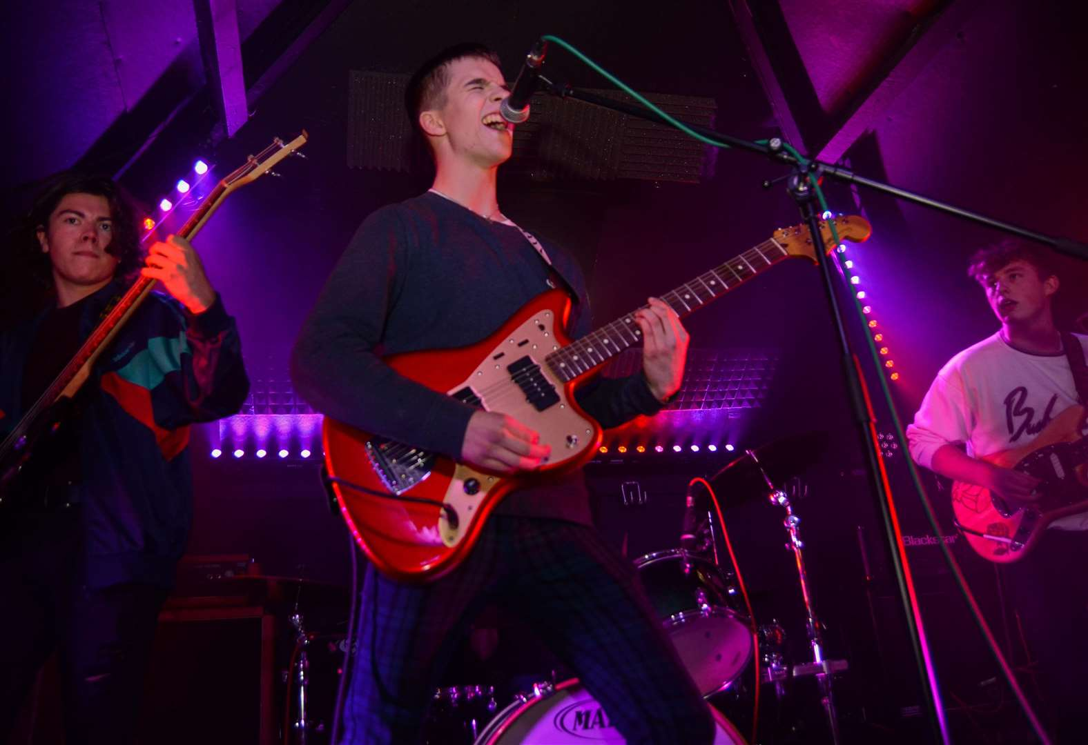 Riviera rock Half Moon Battle of the Bands to win place in final