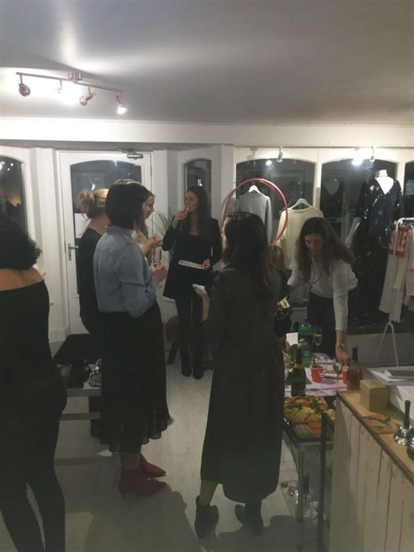 Stortford mums set up fashion swap shop at town boutique