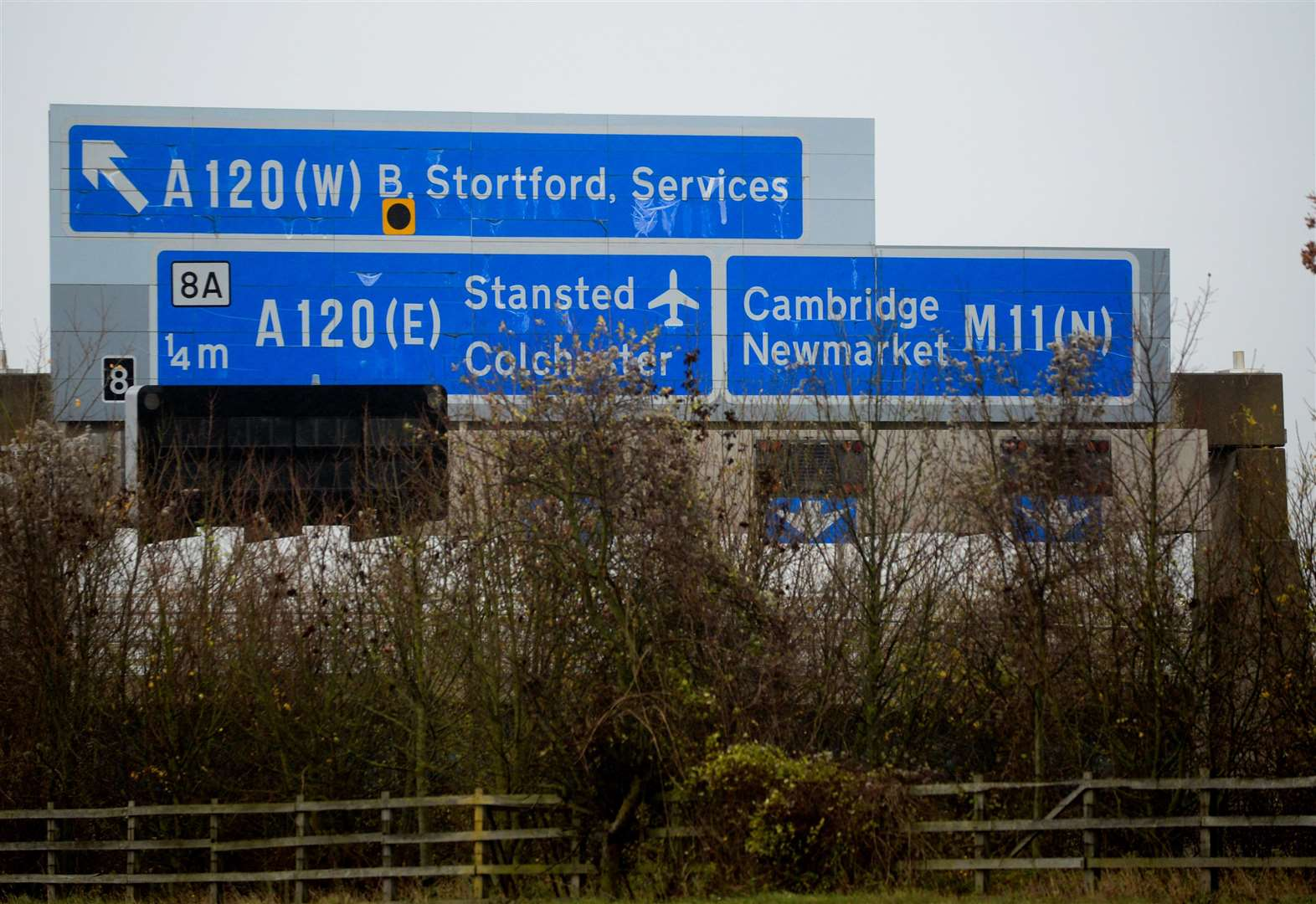 Stansted Airport Consultative Committee warns government must invest in infrastructure