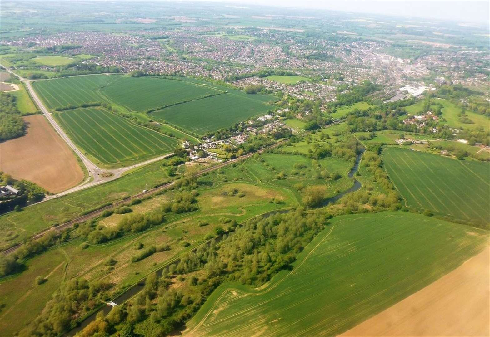 CPRE call on Herts election candidates to protect the Green Belt