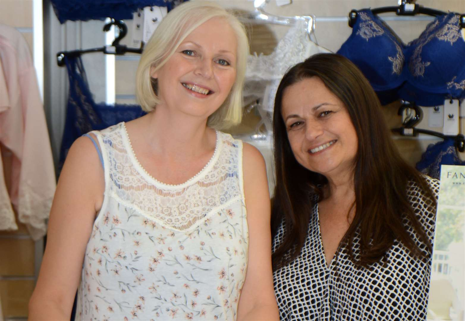 Bra-vo! Underwear shop Carol's of Bishop's Stortford on top for customer service