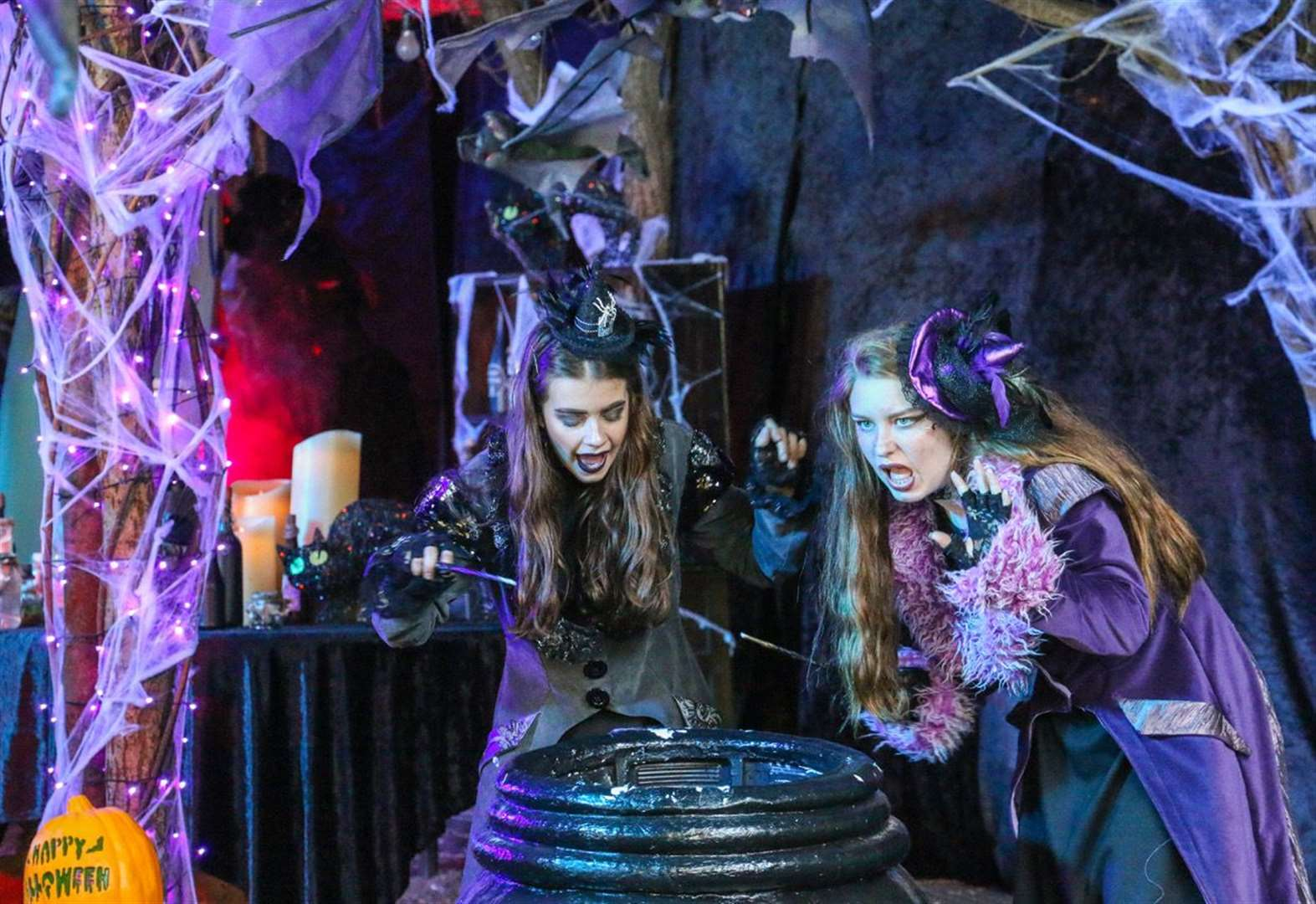Halloween half-term haunts in the Bishop's Stortford area for all the family