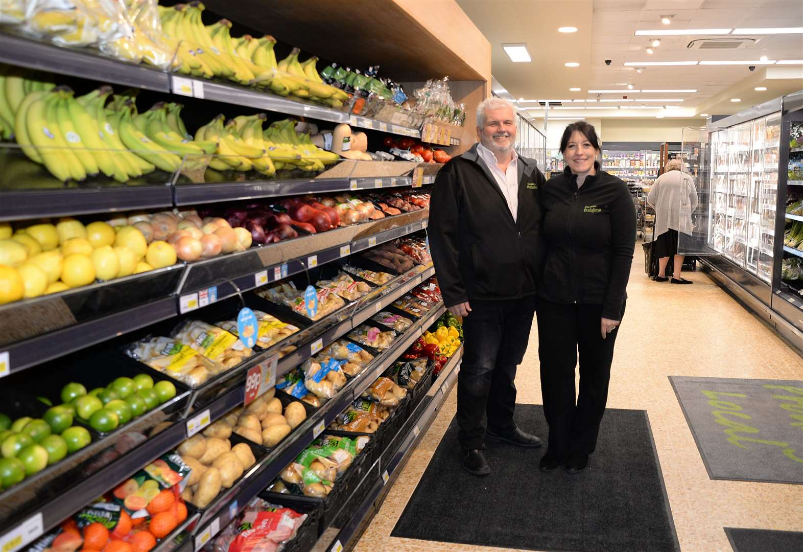 PICTURES: Check out the new-look Budgens after its £300,000 refurbishment