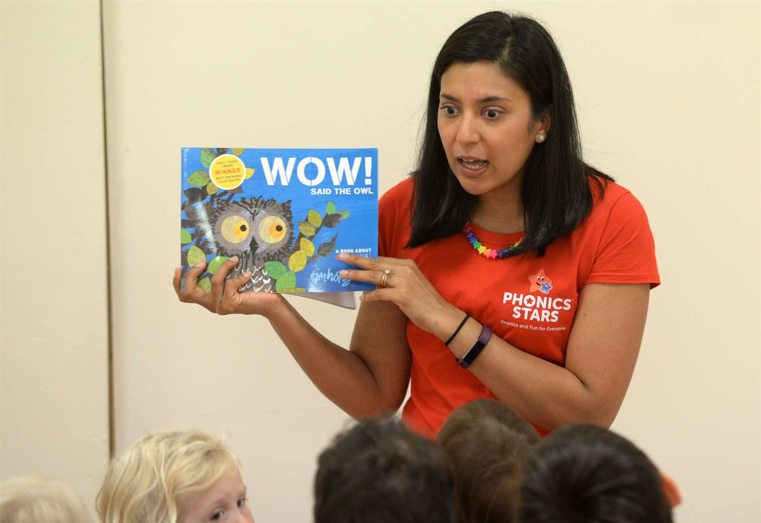 Children can star in their own adventure story with book search in Stortford