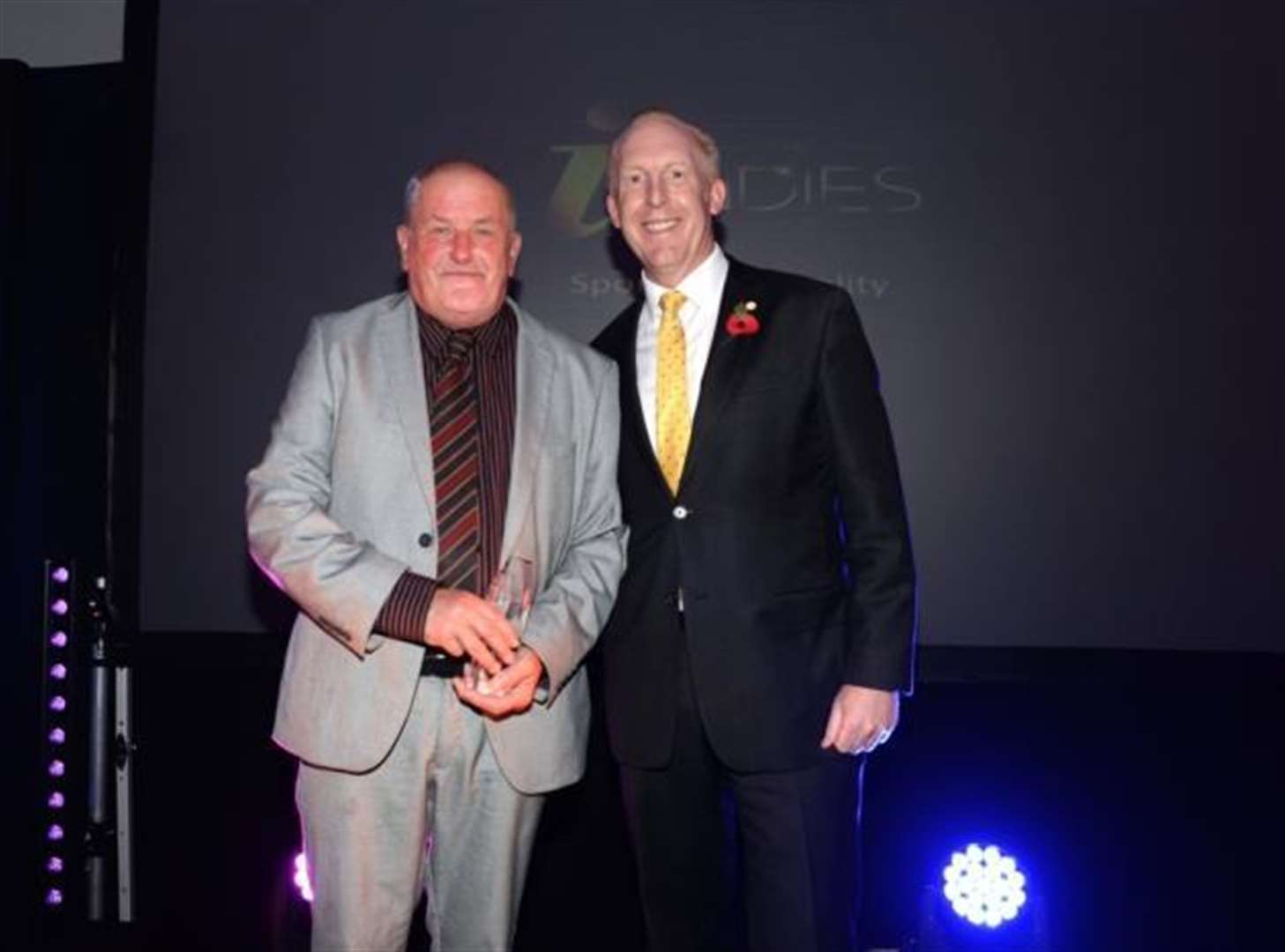 Indies awards: 69-year-old football referee King Kenny is Sports Personality winner