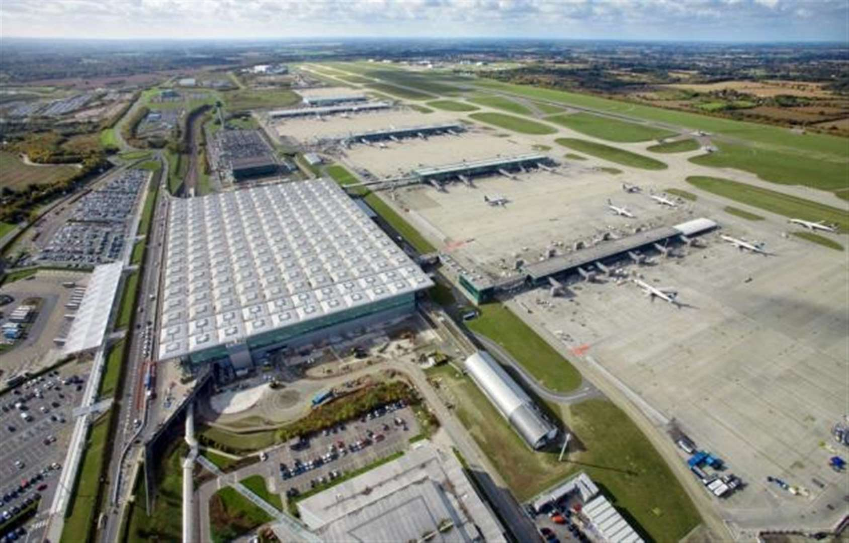 Stansted Airport bids for 66% increase in today's passenger numbers