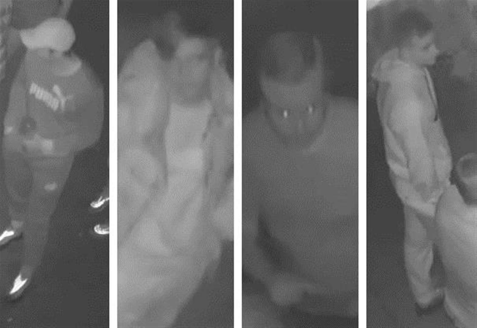 Police launch CCTV appeal for information after affray in Thorley Park