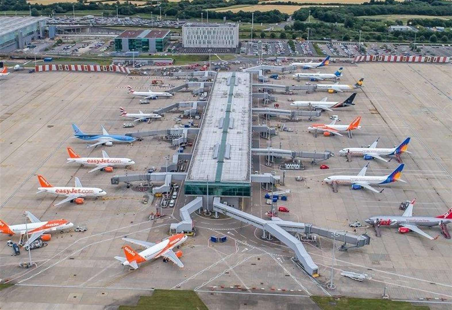Travel agent and airport reassure customers over Brexit 'threat' to holidays