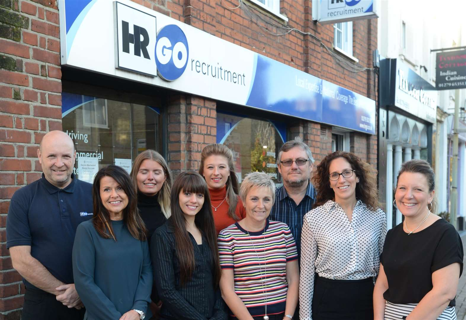 The Stortford employment agency that's just the job for its own staff