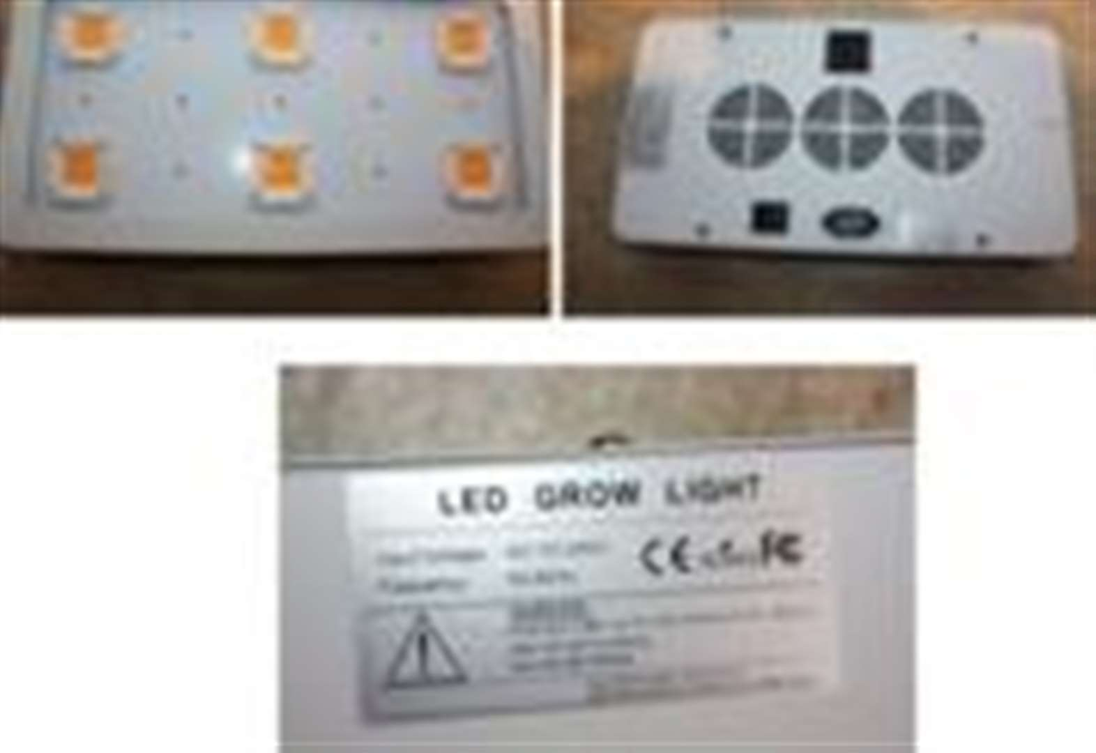 Lethal drug lamps seized at Stansted Airport by trading standards