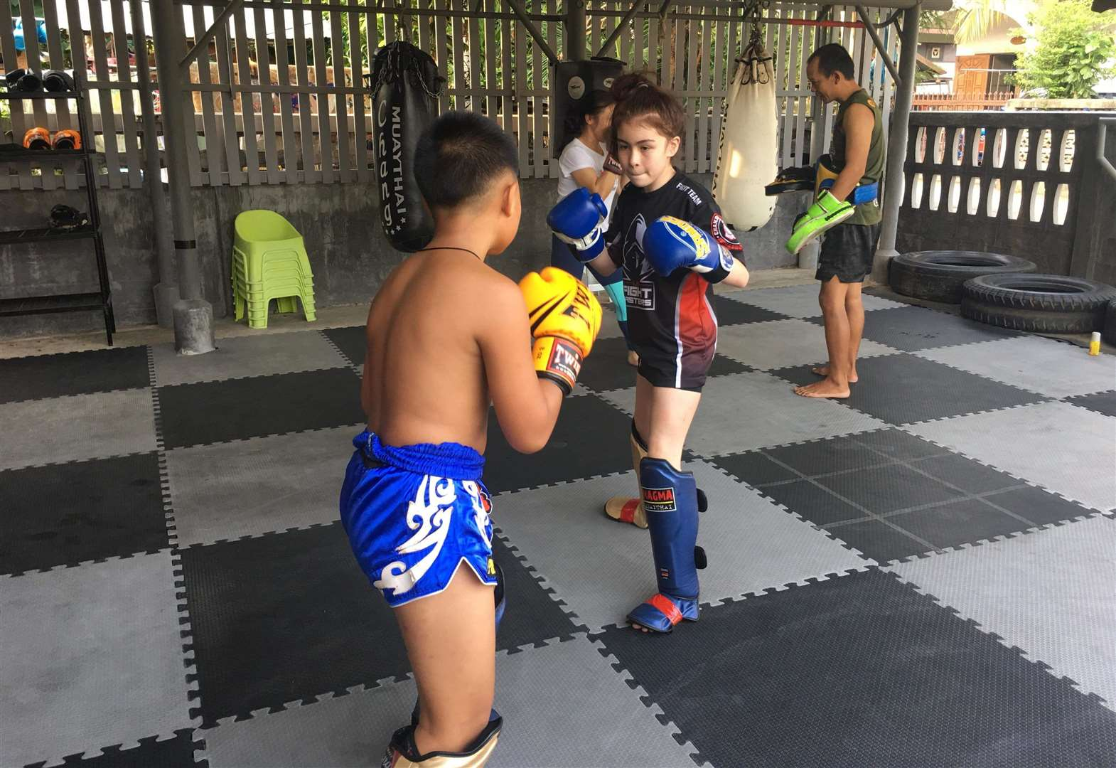 Driscoll is Thai and mighty as she bids for European glory