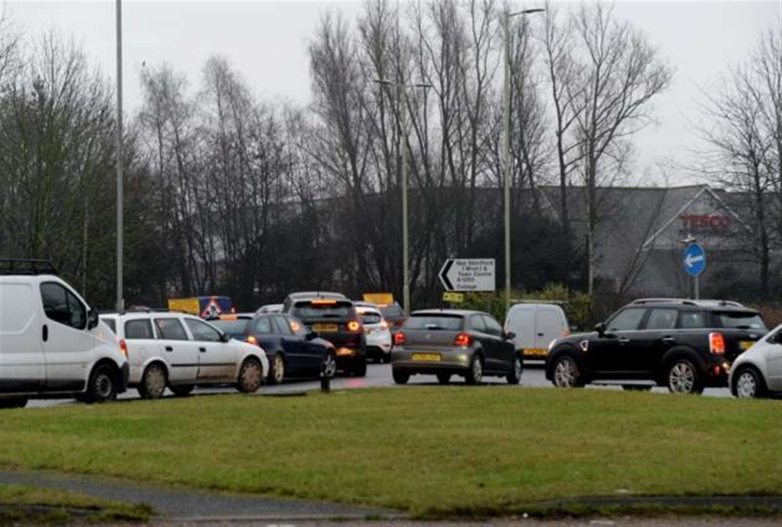 Herts County Council plans improvments to key Stortford roundabout