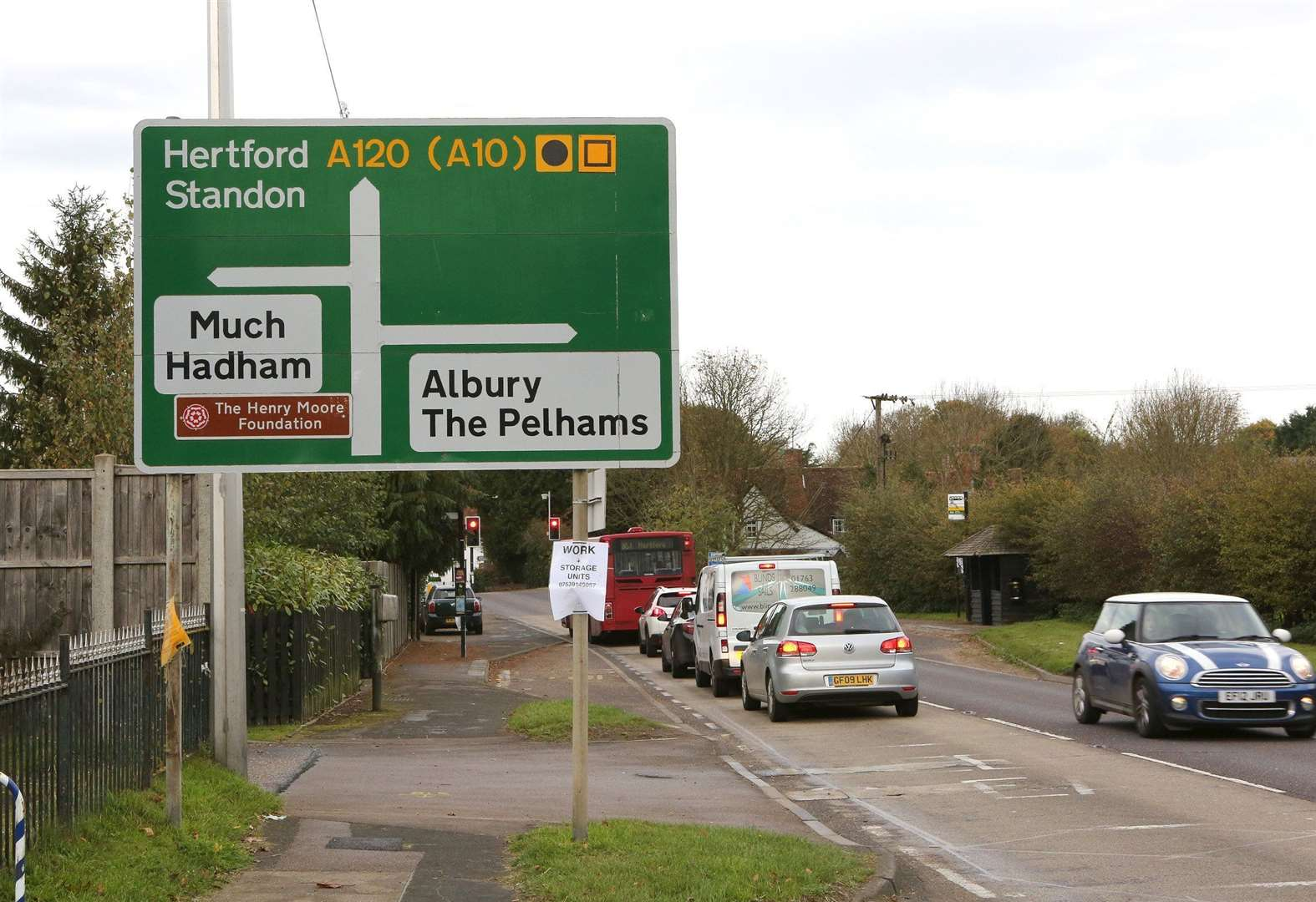 A120 Little Hadham bypass team ready to field questions as work begins